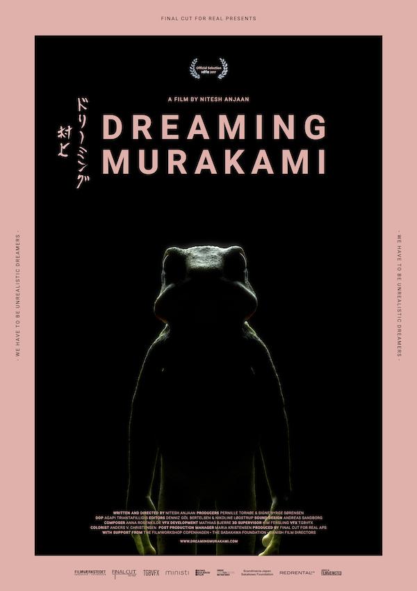 Dreaming Murakami